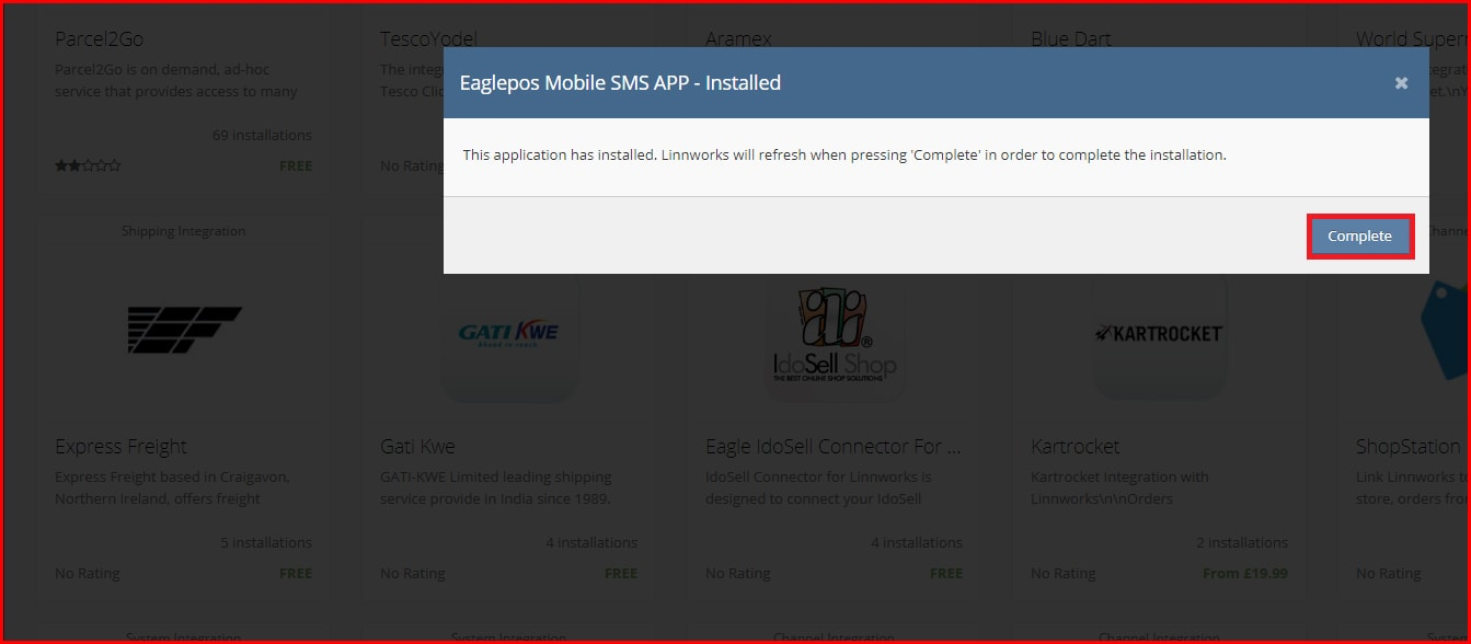 User Guide Eagle Sms