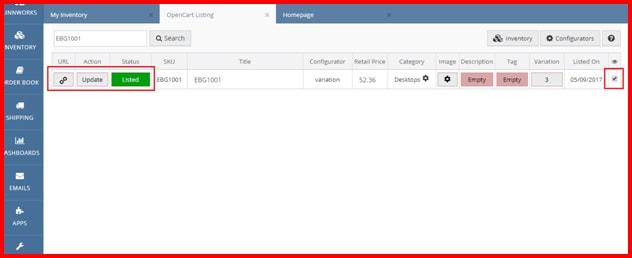 Opencart Linnworks Integration App User Manual   Ebusiness Guru