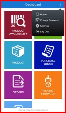 Warehouse Plus App User Manual | Ebusiness Guru