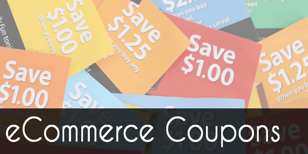 Types of Ecommerce Coupons