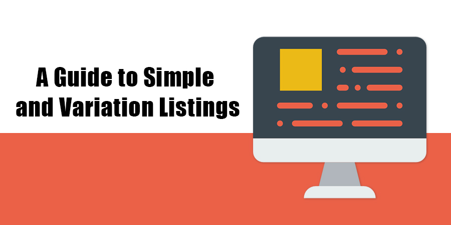 A Guide to Simple and Variation Listings