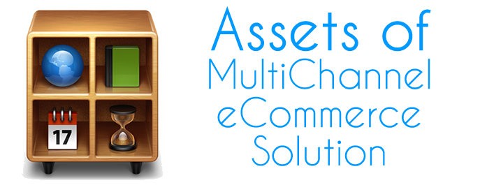Assets of MultiChannel eCommerce Solution