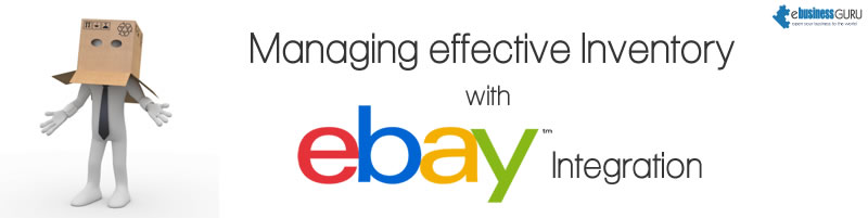Effective Inventory with eBay Integration