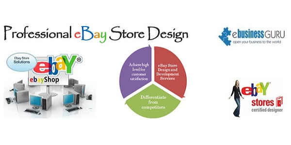 Perfect eBay Store Design is Must for Make Better Sales