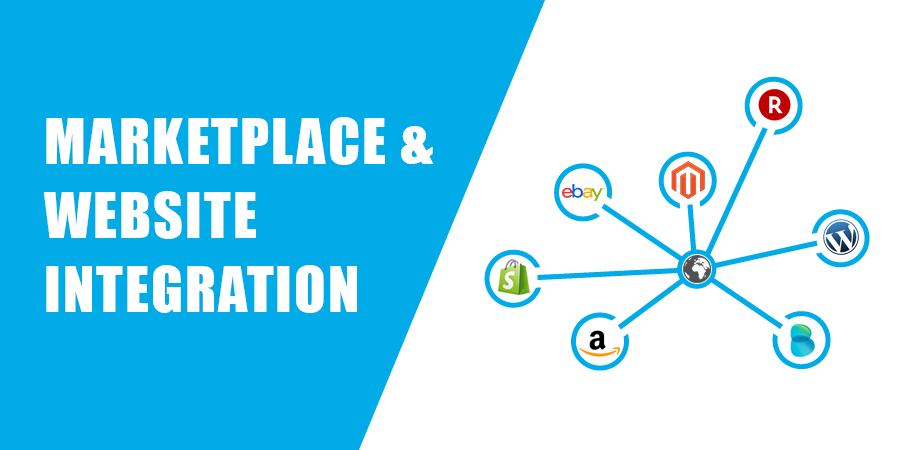 Marketplac & Website Integration