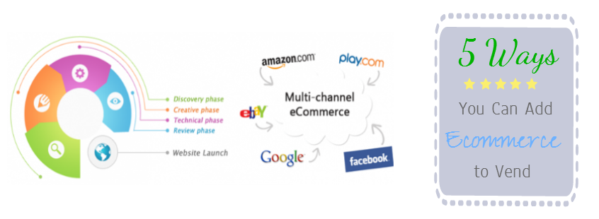 5 Ways You Can Add E-Commerce to Vend