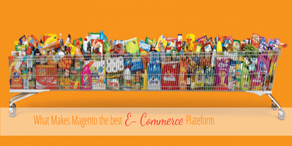 What Makes Magento the Best E- Commerce Platform