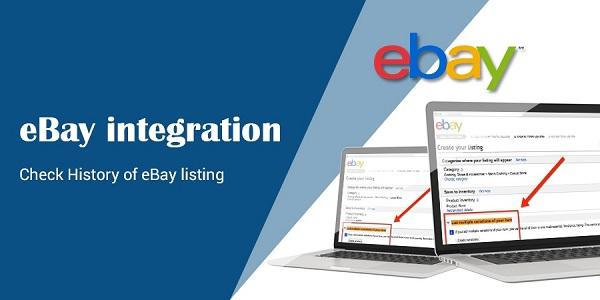 eBay-integration-Check-History-of-eBay-listing
