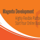 Magento Development - Highly Flexible Platform to Start Your Online Business