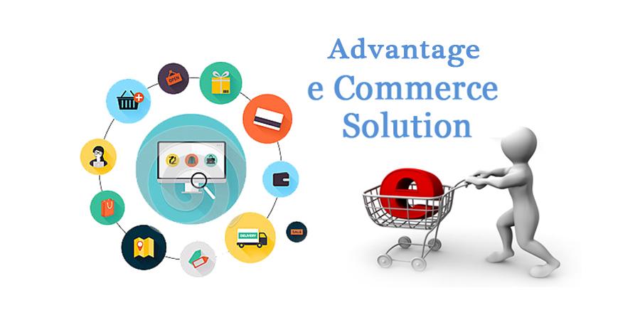 The-Advantages-of-e-Commerce-solution