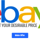 Ebay Make Offer Button - Make your Best Offer and Buy it at Your Desirable Price