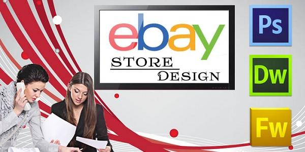 Award Winning eBay Store Designs