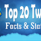 Top 20 Twitter Facts and statistics – Infographic