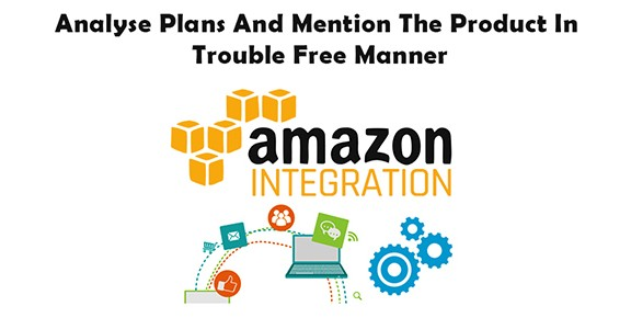 Analyse Plans and Mention the Product in Trouble Free Manner