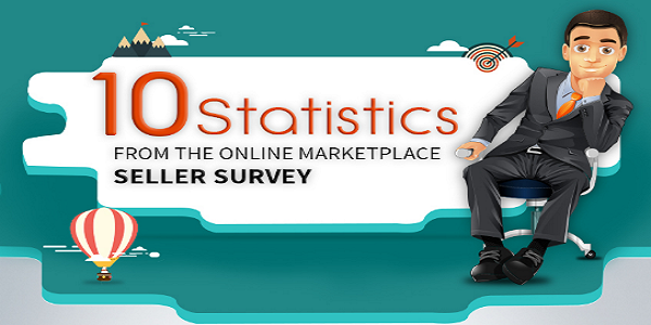10 Statistics From Online Marketplace Seller Survey – Infographic