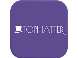 Tophatter is the world's fastest, most entertaining marketplace, with live online auctions every day.
