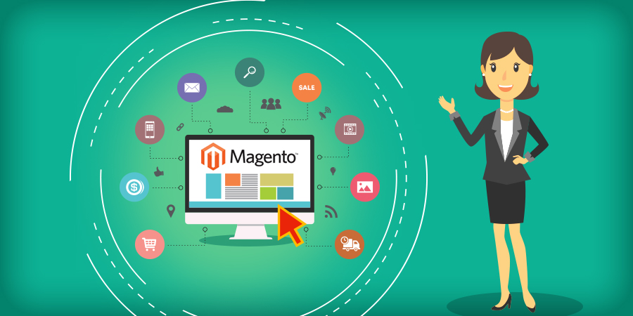Magento eCommerce Solutions for your business