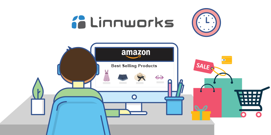 How to find best-selling products on Amazon when selling with Linnworks