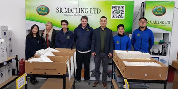 SR Mailing Ltd Members