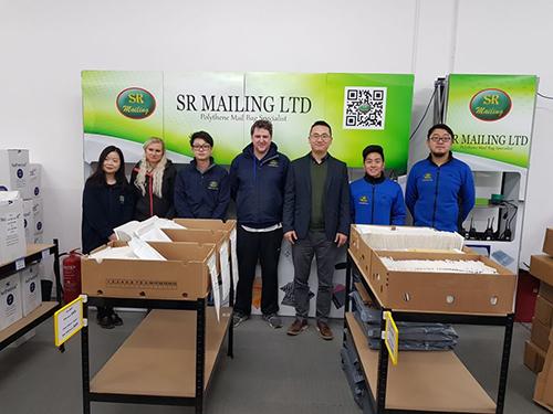 SR Mailing Member