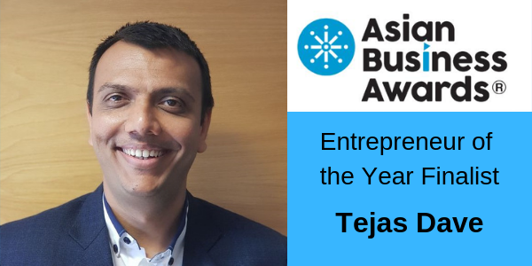 EBG CEO nominated for Entrepreneur of the Year at the Asian Business Awards 2019