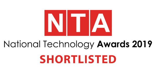 National Technology Awards Shortlist
