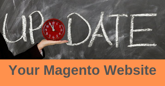 Update Your Magento Website