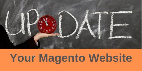 Update Your Magento Website